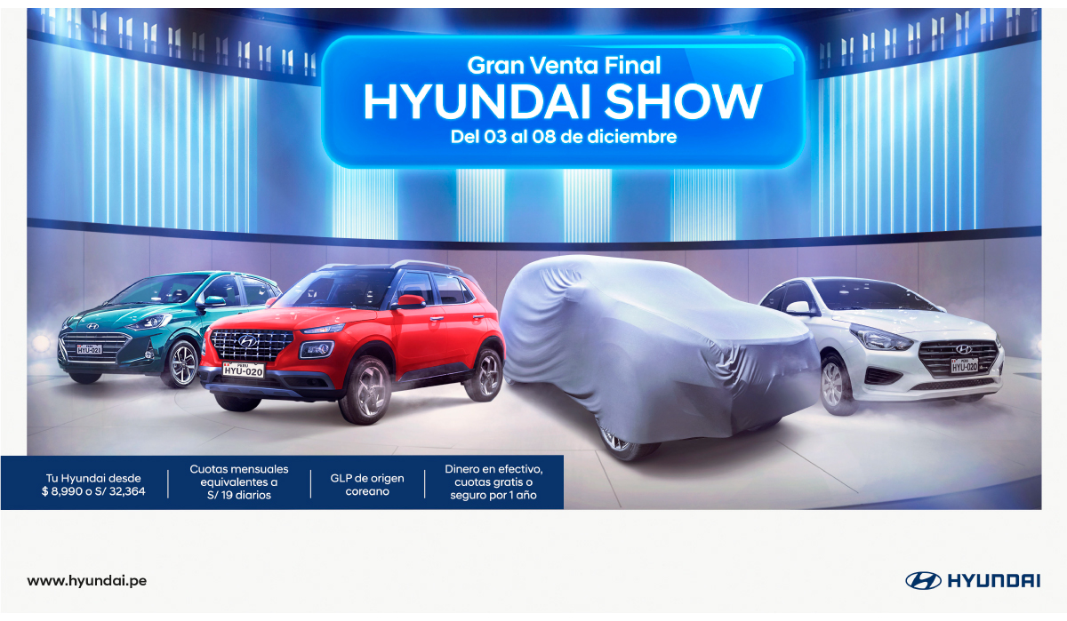 hyundai show